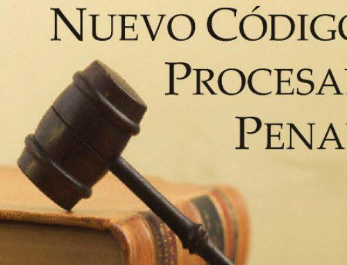Nuevo Código Procesal Penal de la Nación en PDF
